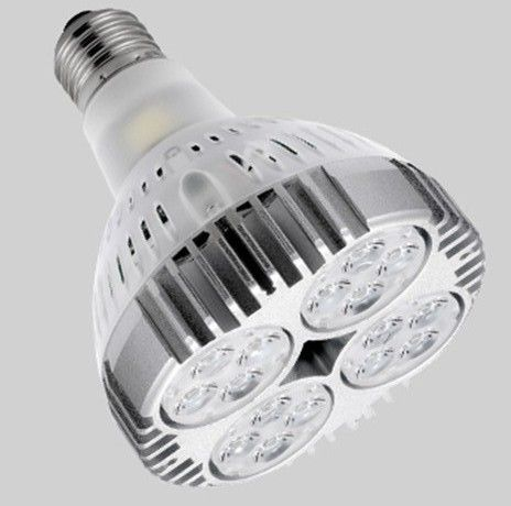 35W Par 30 LED Spotlight, Par30 LED PHILIPS 85-265AC Commercial Lighting
