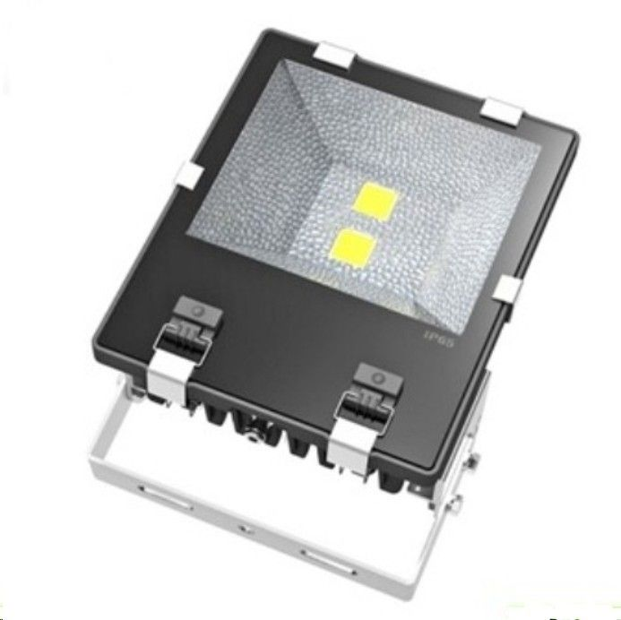70W Bridgelux Outdoor Led Flood Lights IP65 Ra 80 With Cold White 6000K Led