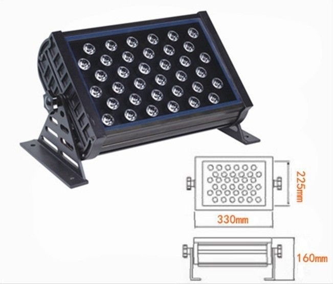 Energy saving 36W outdoor led spot landscape light Eco-friendly 2800LM - 3240LM