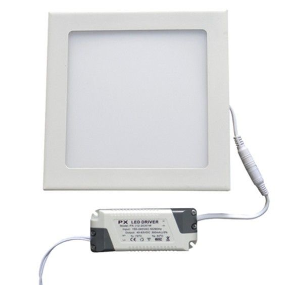 Ceiling Led Light Panel: Green 6 Watt Ceiling Led Flat Panel Light Square 4,Lighting