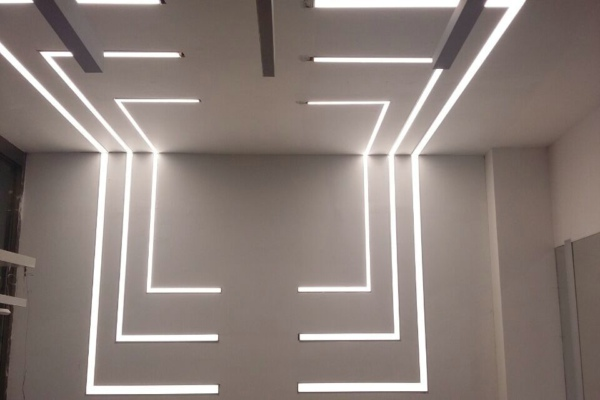 china lighting led lights aluminum profiles come in a variety of styles to fit any application. Black Bedroom Furniture Sets. Home Design Ideas