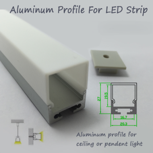Aluminum led profile for flexible strips 3528 5050led strip r2u 028 china lighting led profile for led strip light led aluminum profile mozeypictures Image collections
