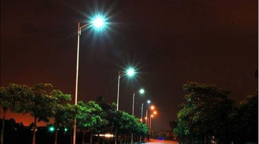 180w Epistar Outdoor Led Street Lights Fixture High Efficiency Lighting
