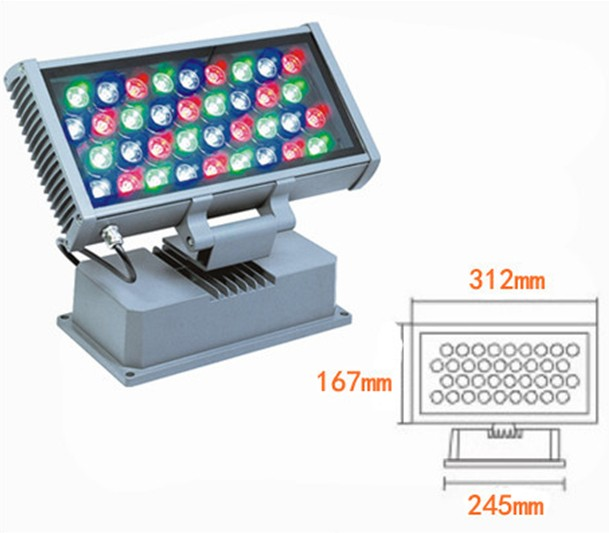 Landscape High Power 36W Outdoor Led Spot Light 2800LM - 3240LM