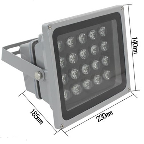 IP65 LED Landscape Spotlighting Outdoor Led Spot Light 20W 90 - 265V AC