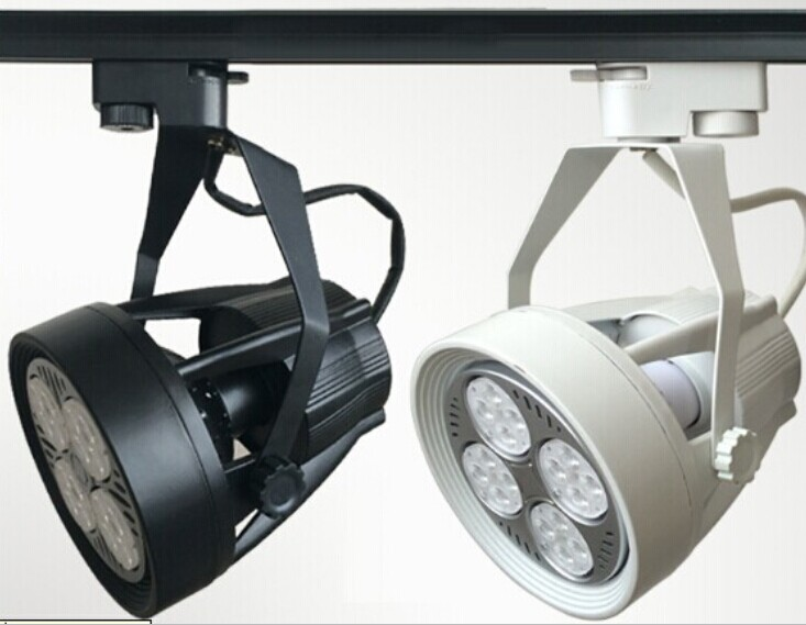 Track lighting fixtures Par 30 LED bulb 35w track light kits, Shop track lighting