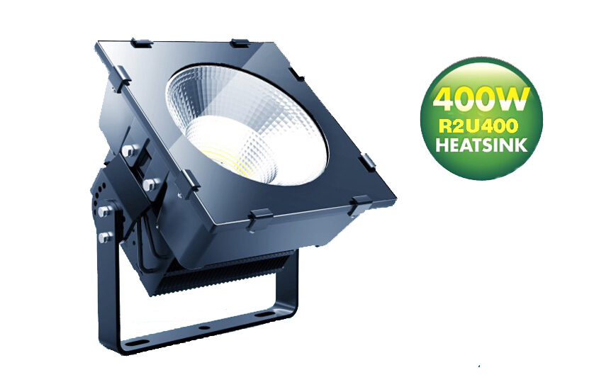 led manufacturer 400w high power sport stadium led flood light,  high bay light