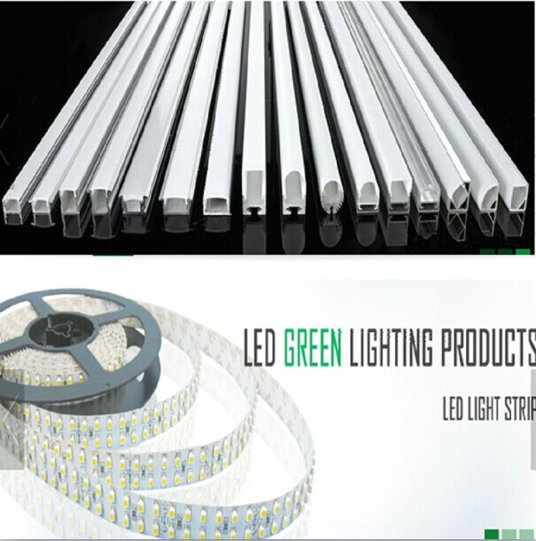 various led alu profil/led aluminium profile of led light ...